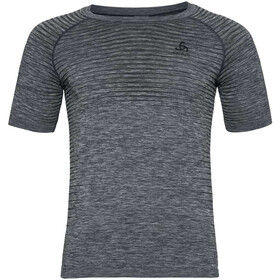 Odlo Performance Light Crew Neck SS Shirt Men, grey melange